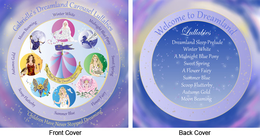 The Dreamland Lullaby CD