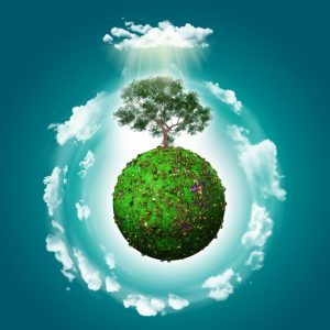 green-world-with-a-tree-background_1048-1484